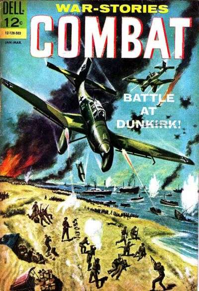 Combat #15 Comic Books - Covers, Scans, Photos  in Combat Comic Books - Covers, Scans, Gallery