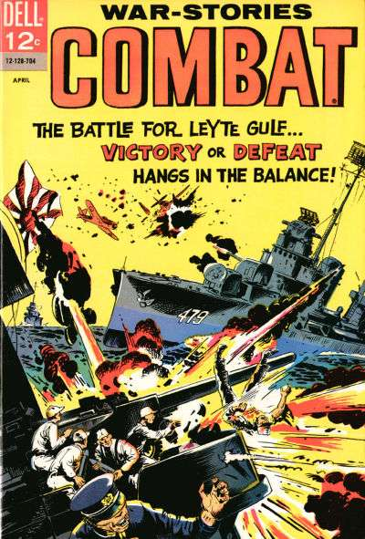 Combat #24 Comic Books - Covers, Scans, Photos  in Combat Comic Books - Covers, Scans, Gallery