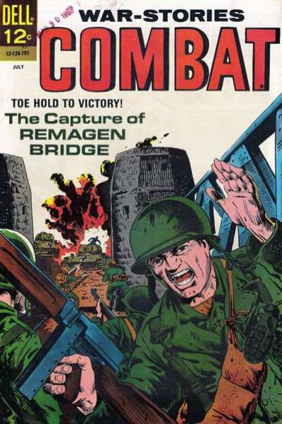 Combat #25 Comic Books - Covers, Scans, Photos  in Combat Comic Books - Covers, Scans, Gallery