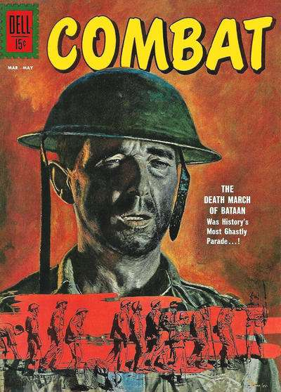 Combat #3 Comic Books - Covers, Scans, Photos  in Combat Comic Books - Covers, Scans, Gallery