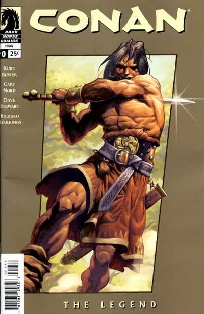 Conan #0 comic books - cover scans photos Conan #0 comic books - covers, picture gallery