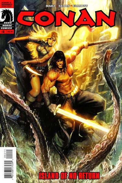 Conan: Island of No Return #2 comic books - cover scans photos Conan: Island of No Return #2 comic books - covers, picture gallery