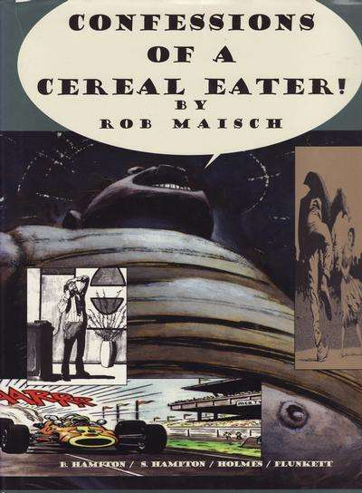 Confessions of a Cereal Eater comic books