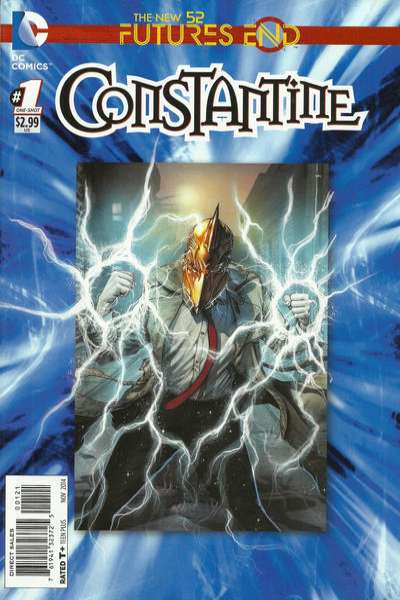Constantine: Futures End Comic Books. Constantine: Futures End Comics.