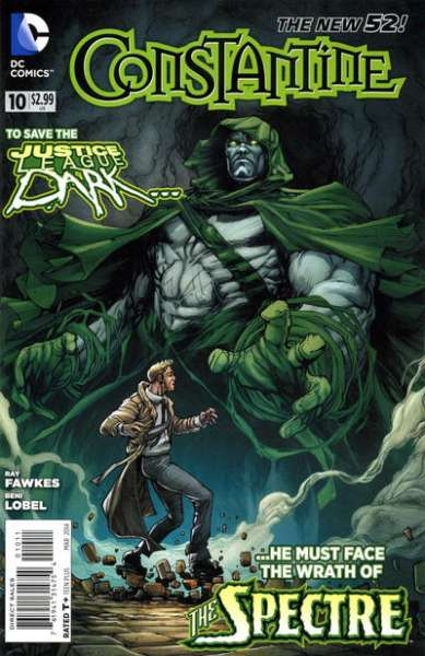 Constantine #10 Comic Books - Covers, Scans, Photos  in Constantine Comic Books - Covers, Scans, Gallery