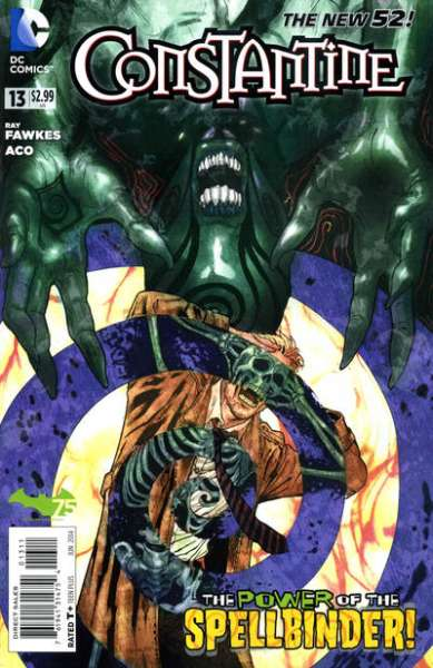 Constantine #13 Comic Books - Covers, Scans, Photos  in Constantine Comic Books - Covers, Scans, Gallery