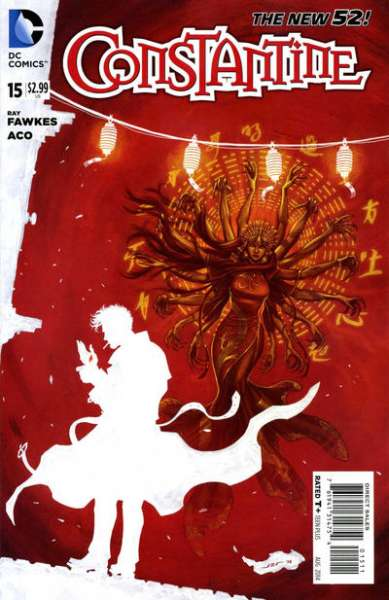 Constantine #15 Comic Books - Covers, Scans, Photos  in Constantine Comic Books - Covers, Scans, Gallery