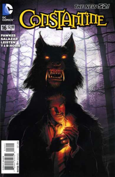 Constantine #16 Comic Books - Covers, Scans, Photos  in Constantine Comic Books - Covers, Scans, Gallery