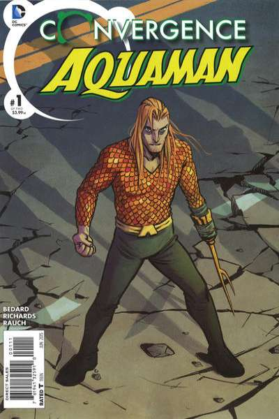 Convergence Aquaman # comic book complete sets Convergence Aquaman # comic books