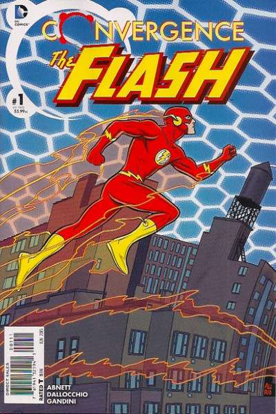Convergence Flash Comic Books. Convergence Flash Comics.