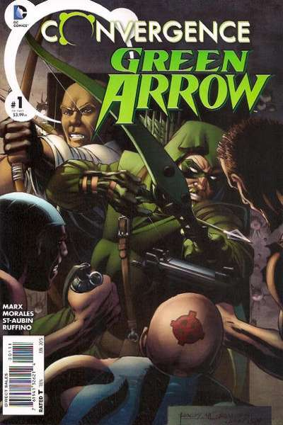 Convergence Green Arrow Comic Books. Convergence Green Arrow Comics.