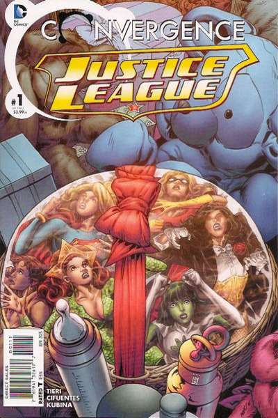 Convergence Justice League # comic book complete sets Convergence Justice League # comic books
