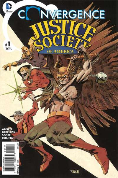 Convergence Justice Society of America # comic book complete sets Convergence Justice Society of America # comic books