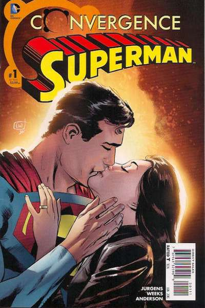 Convergence Superman # comic book complete sets Convergence Superman # comic books