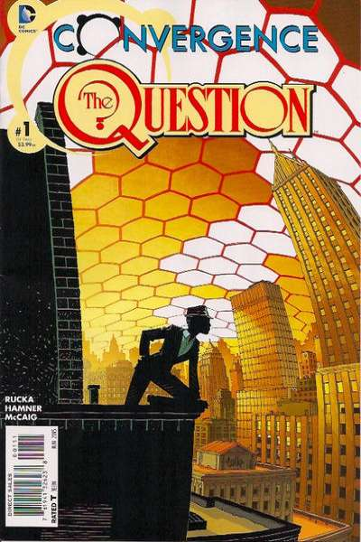 Convergence The Question Comic Books. Convergence The Question Comics.