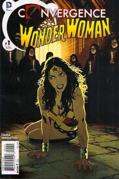 Convergence Wonder Woman # comic book complete sets Convergence Wonder Woman # comic books