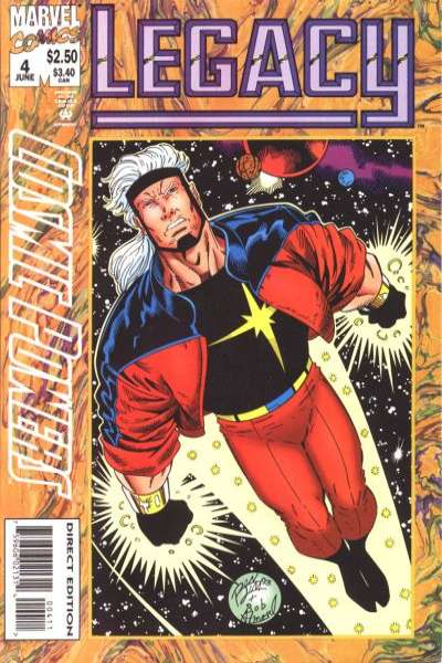 Cosmic Powers #4 comic books - cover scans photos Cosmic Powers #4 comic books - covers, picture gallery