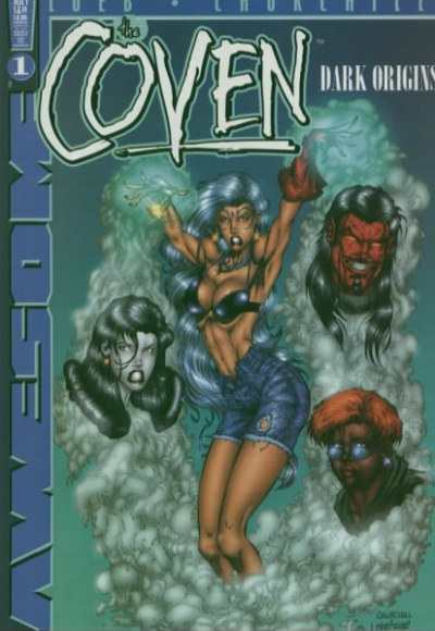 Coven #1 comic books - cover scans photos Coven #1 comic books - covers, picture gallery