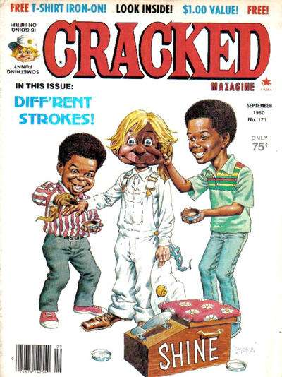 Cracked #171 comic books for sale