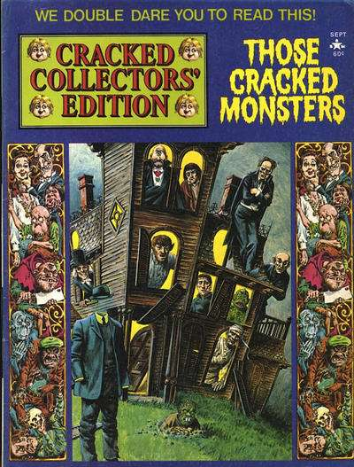 Cracked #25 comic books for sale