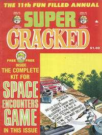 Cracked #11 comic books for sale