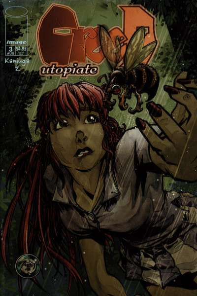 Creed: Utopiate #3 comic books for sale