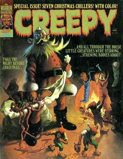 Creepy #68 comic books - cover scans photos Creepy #68 comic books - covers, picture gallery