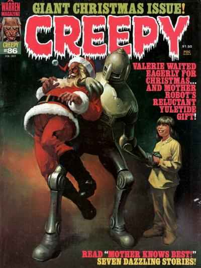 Creepy #86 comic books - cover scans photos Creepy #86 comic books - covers, picture gallery