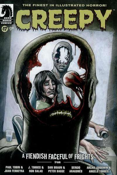 Creepy #17 Comic Books - Covers, Scans, Photos  in Creepy Comic Books - Covers, Scans, Gallery