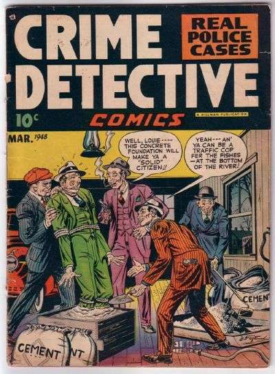 Crime Detective Comics: Volume 1 Comic Books. Crime Detective Comics: Volume 1 Comics.