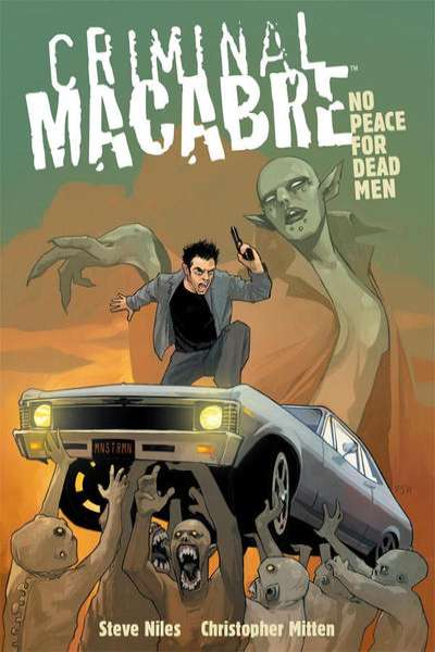 Criminal Macabre: No Peace for Dead Men #1 comic books for sale