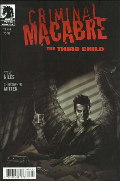Criminal Macabre: The Third Child # comic book complete sets Criminal Macabre: The Third Child # comic books