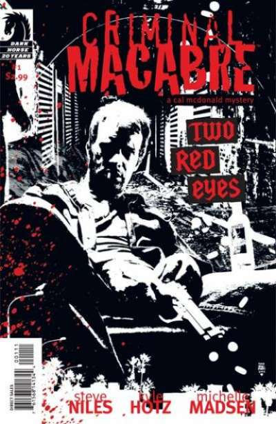 Criminal Macabre: Two Red Eyes # comic book complete sets Criminal Macabre: Two Red Eyes # comic books