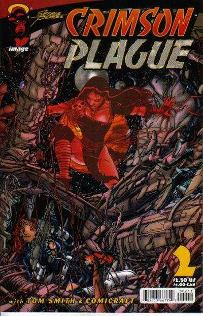 Crimson Plague #2 comic books for sale