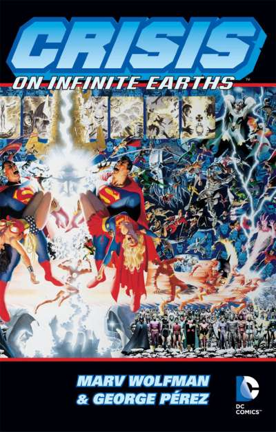 Crisis on Infinite Earths #1 comic books for sale