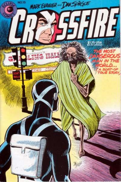Crossfire #15 Comic Books - Covers, Scans, Photos  in Crossfire Comic Books - Covers, Scans, Gallery