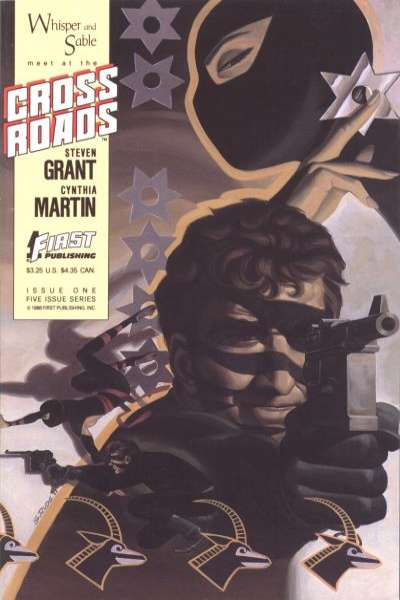 Crossroads #1 Comic Books - Covers, Scans, Photos  in Crossroads Comic Books - Covers, Scans, Gallery