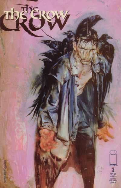 Crow #3 comic books - cover scans photos Crow #3 comic books - covers, picture gallery