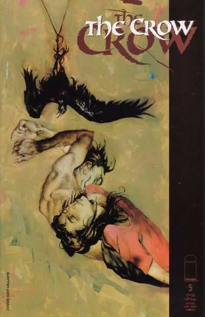 Crow #5 Comic Books - Covers, Scans, Photos  in Crow Comic Books - Covers, Scans, Gallery