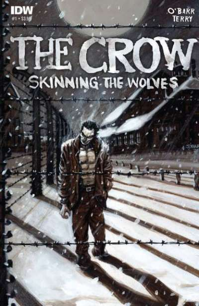 Crow: Skinning the Wolves Comic Books. Crow: Skinning the Wolves Comics.