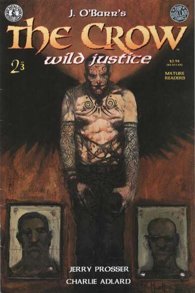 Crow: Wild Justice #2 comic books for sale