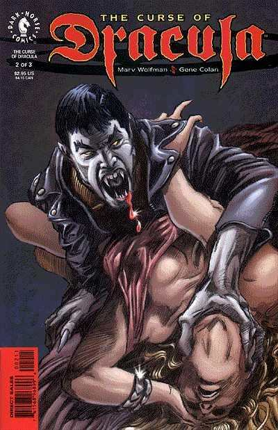 Curse of Dracula #2 comic books - cover scans photos Curse of Dracula #2 comic books - covers, picture gallery
