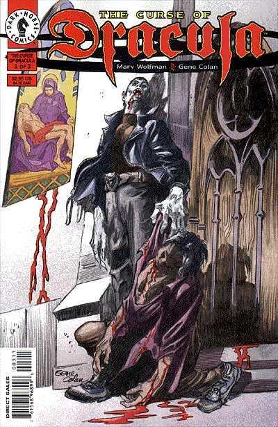 Curse of Dracula #3 Comic Books - Covers, Scans, Photos  in Curse of Dracula Comic Books - Covers, Scans, Gallery