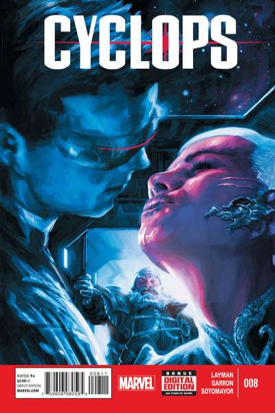 Cyclops #8 Comic Books - Covers, Scans, Photos  in Cyclops Comic Books - Covers, Scans, Gallery