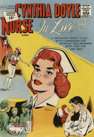Cynthia Doyle: Nurse in Love Comic Books. Cynthia Doyle: Nurse in Love Comics.