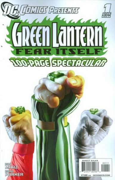 DC Comics Presents: Green Lantern - Fear Itself Comic Books. DC Comics Presents: Green Lantern - Fear Itself Comics.