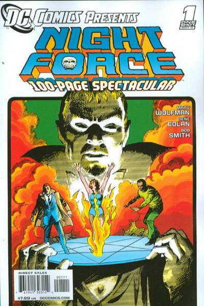 DC Comics Presents Night Force #1 comic books for sale