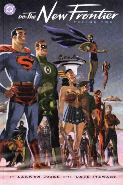 DC: The New Frontier #2 comic books for sale