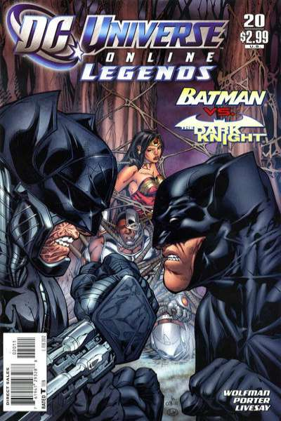 DC Universe Online Legends #20 Comic Books - Covers, Scans, Photos  in DC Universe Online Legends Comic Books - Covers, Scans, Gallery