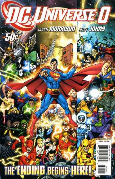 DC Universe comic books